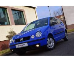 Volkswagen Polo Rok produkcji: 2003