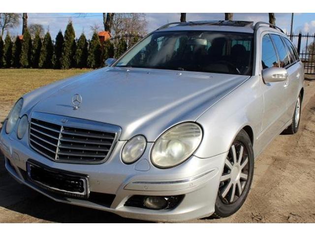 Mercedes A klasa Rok produkcji 2005