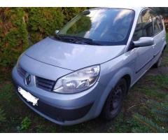 Renault Scenic II 2004 r. 1.9 dCi