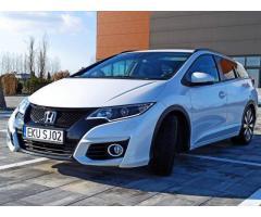 Honda Civic Rok produkcji 2015