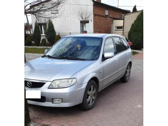 Mazda 323/323F Rok produkcji 2001